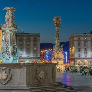 CAPODANNO NELLE PICCOLE CITTA' DELL'AUSTRIA