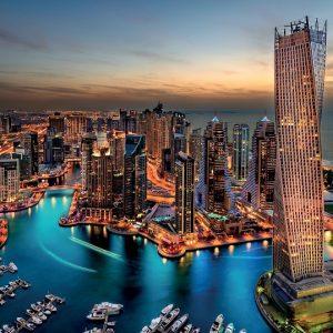BENVENUTI A DUBAI